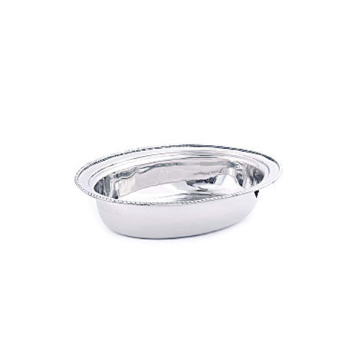 Dutch Oval Stainless Steel Food Pan for 682 6Qt