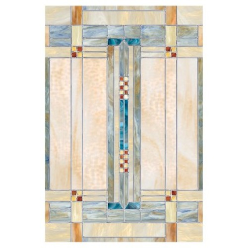 Artscape 24 in. x 36 in. Artisan Decorative Window Film