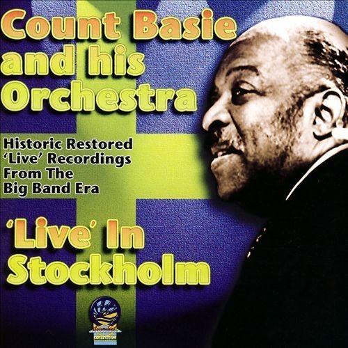 Live in Stockholm [CD]