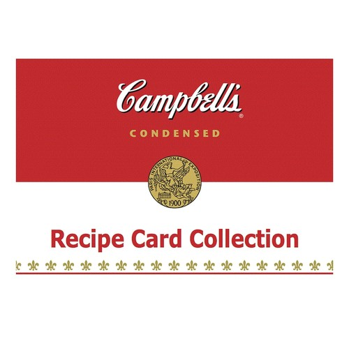 Campbell's Recipe Card Collection