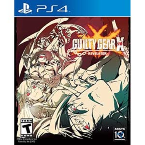 Guilty Gear Xrd -Revelator - PlayStation 4