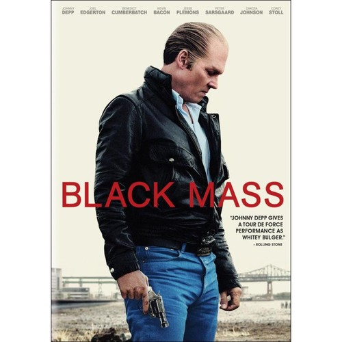 Black Mass [DVD] [2015]