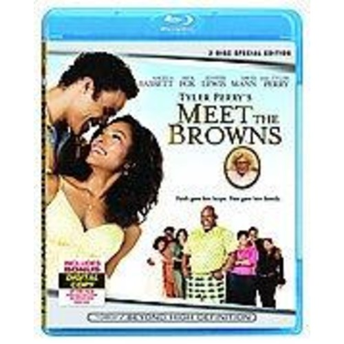Tyler Perry's Meet The Browns (Blu-ray Disc)