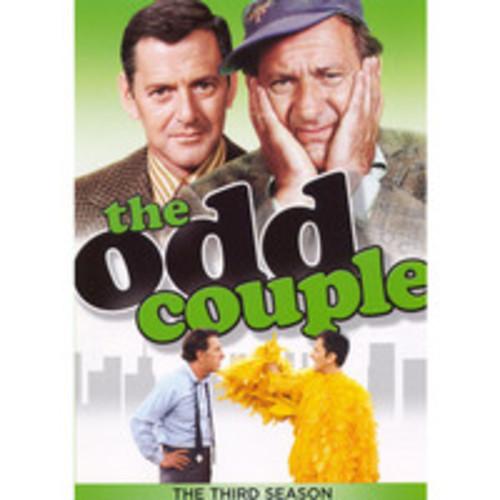 The Odd Couple: The Third Season (4 Discs) (dvd_video)