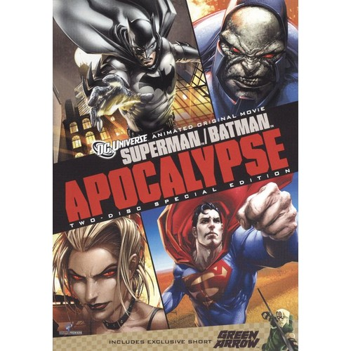 Superman/Batman: Apocalypse/Green Arrow [Special Edition] [2 Discs] [DVD]