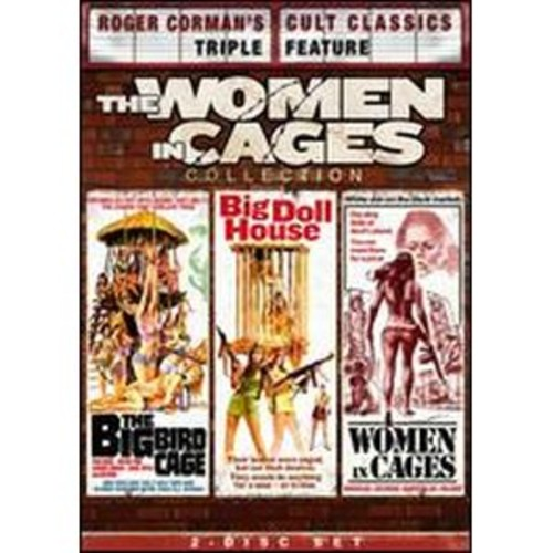 Roger Corman's Cult Classics: The Women in Cages Collection [2 Discs]