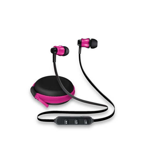 Sync Wireless Earbuds with Mic
