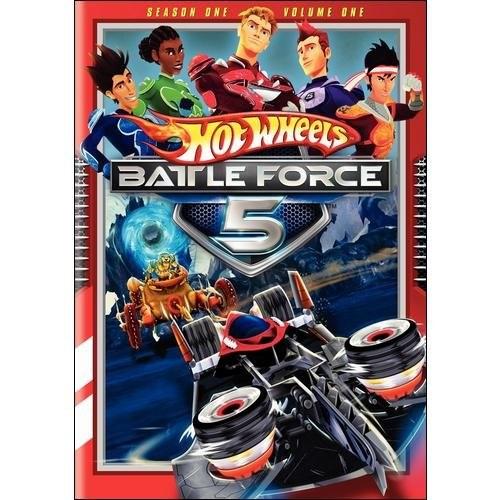 Hot Wheels: Battle Force 5 - Season 1, Vol. 1 [DVD]