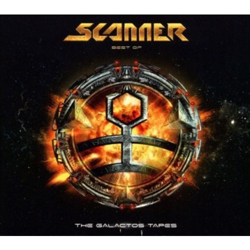 Scanner - Galactos Tapes (CD)