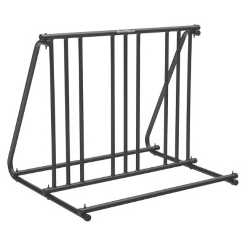 SportRack SR0010 Bike Valet Storage Rack, Black