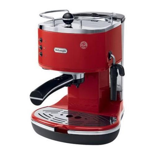DeLonghi Icona 15-Bar Pump Driven Espresso/Cappuccino Maker [Select Option : White]