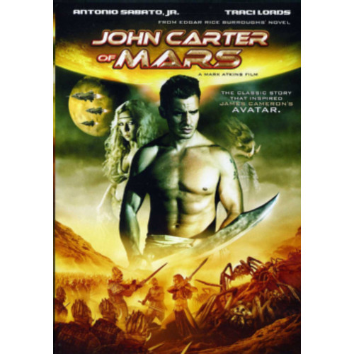 Mars (DVD) [Mars DVD]