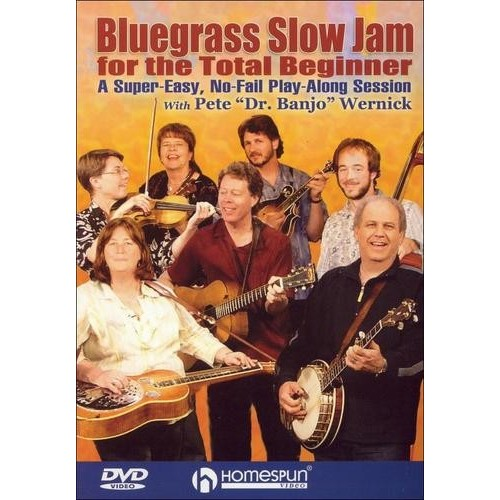 Bluegrass Slow Jam for the Total Beginner [DVD] [2005]