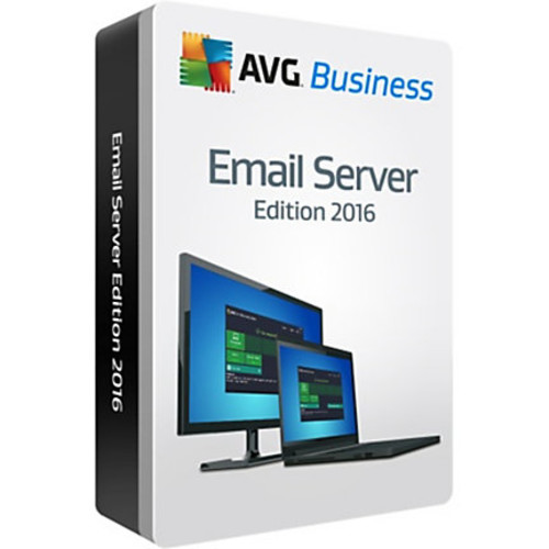 AVG Email Server Business Edition 1 Year 5 Seat, Download Version
