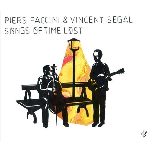 Songs of Time Lost [CD]