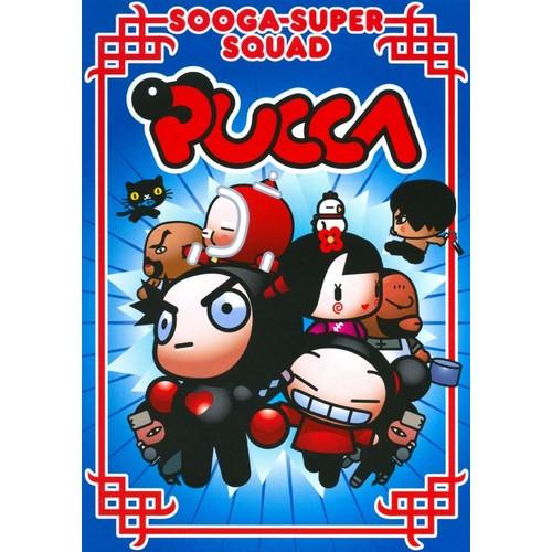 Pucca: Sooga Super Squad [DVD]