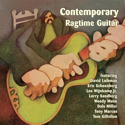 Contemporary Ragtime Guitar [CD]