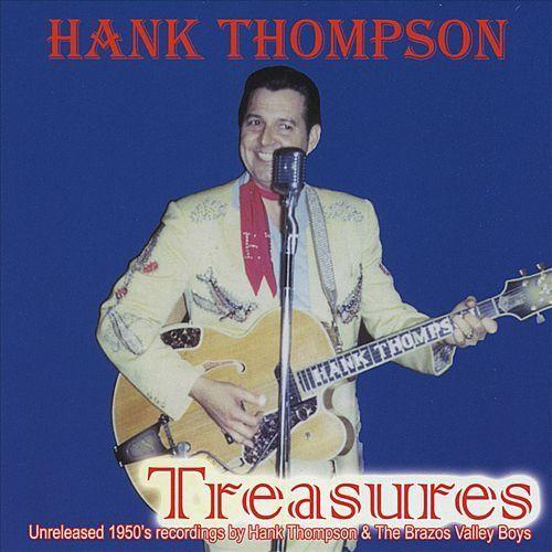 Treasures: Unreleased Songs of the 1950's [CD]