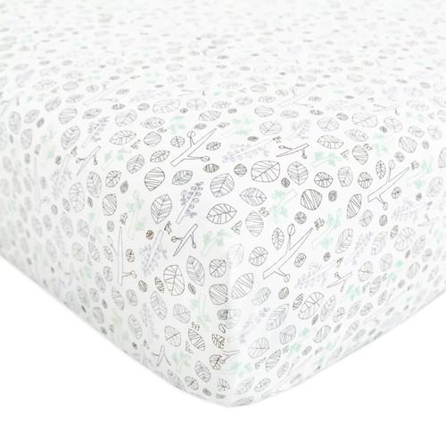 Babyletto Tranquil Woods Mini Crib Sheet