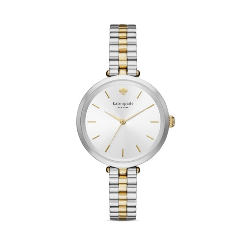 Holland Two-Tone Watch, 34mm