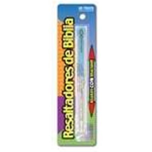 Spanish-Highlighter Single Pack-Blue