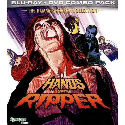 Hands of the Ripper [Blu-ray] [1971]
