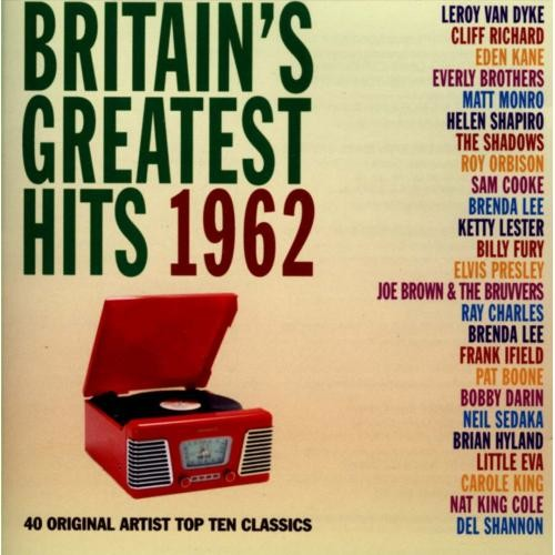 Britain's Greatest Hits 1962 [CD]