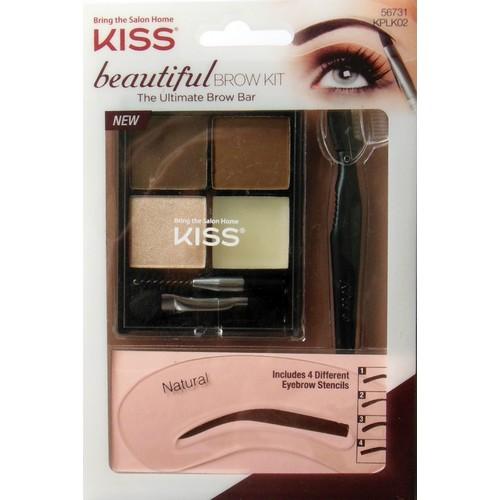 Kiss Beautiful Brow Kit