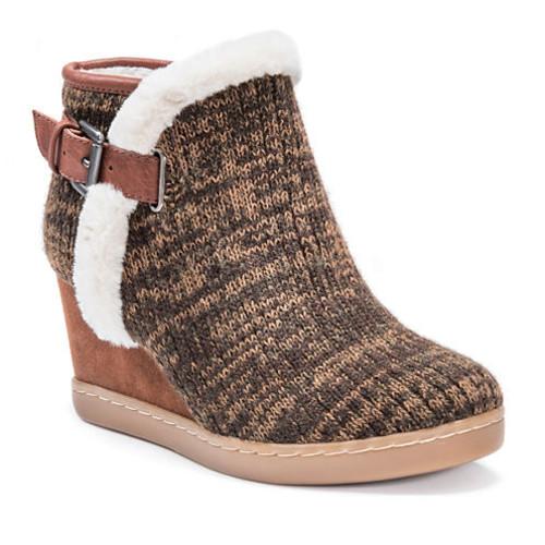 Muk Luks Annmarie Womens Water Resistant Winter Boots [medium]