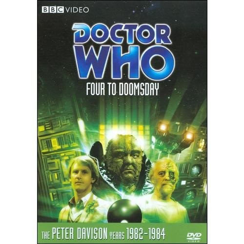 Doctor Who: Four to Doomsday - Episode 118 [DVD]