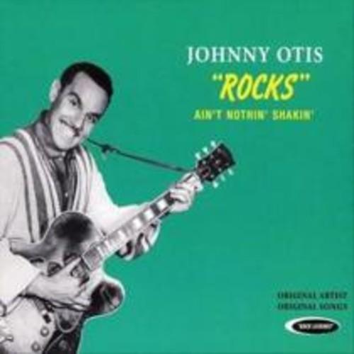 Johnny Otis Rocks [CD]