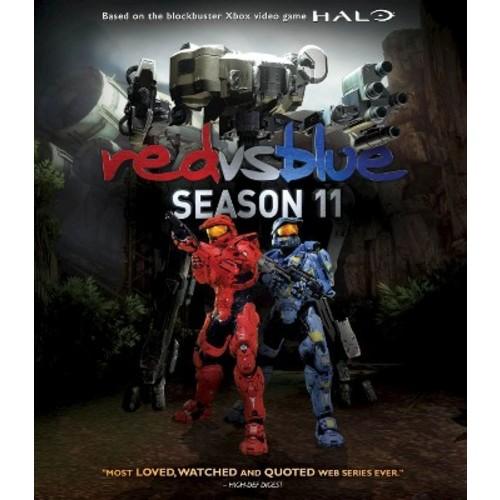 Red vs. Blue: Season 11 [Blu-ray]