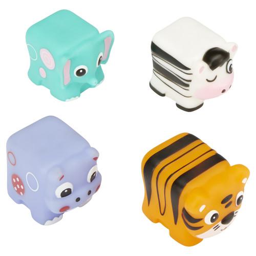 Alex Toys Jungle Friends 4-piece Block Squirters