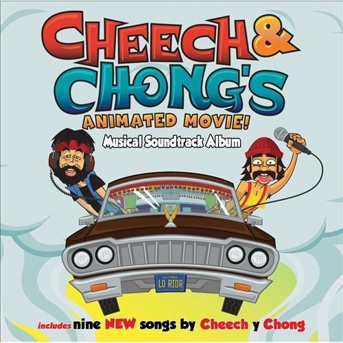 Cheech & Chong's Animated Movie [Musical Soundtrack Album] [CD]