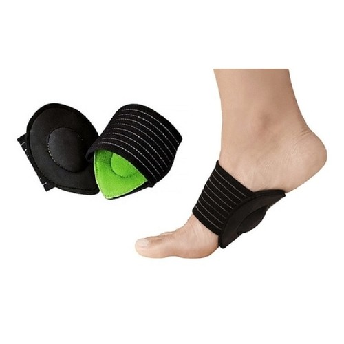 Cushioned Plantar Fasciitis Foot Arch Supports [option : 4-Pack]