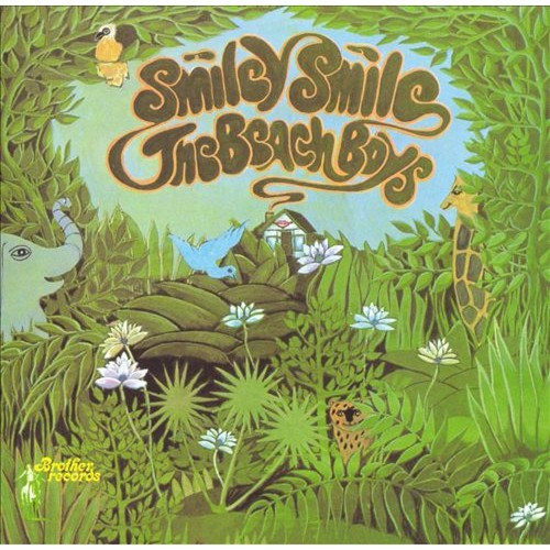 Smiley Smile/Wild Honey [CD]