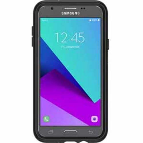 Otterbox Symmetry Series Clear Confidence Case for Samsung Galaxy J7 - Black