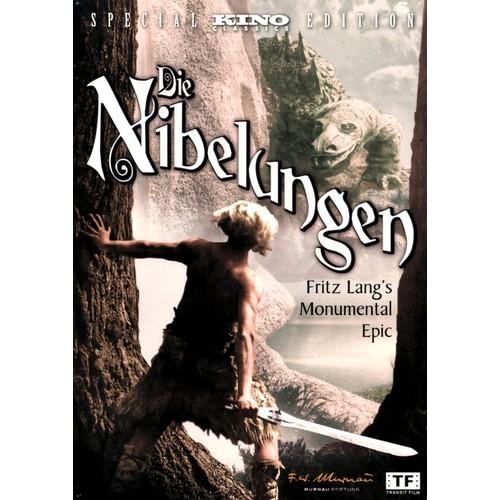 Die Nibelungen [2 Discs] [DVD]
