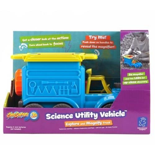 Educational Insights Geosafari Jr. Science Utility Vehicle