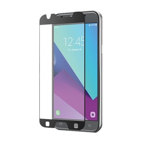 OtterBox - Alpha Glass Series Screen Protector for Samsung Galaxy J3 (2017) - Clear