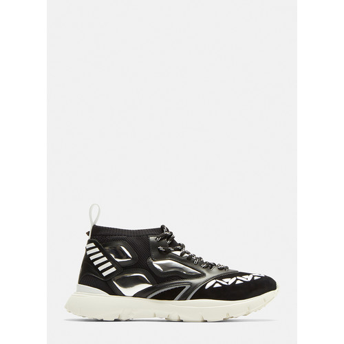 Heroes Reflex Sneakers in Black