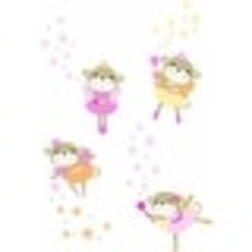 Carters Fairy Monkey Wall Decal Set Self Stick Nursery