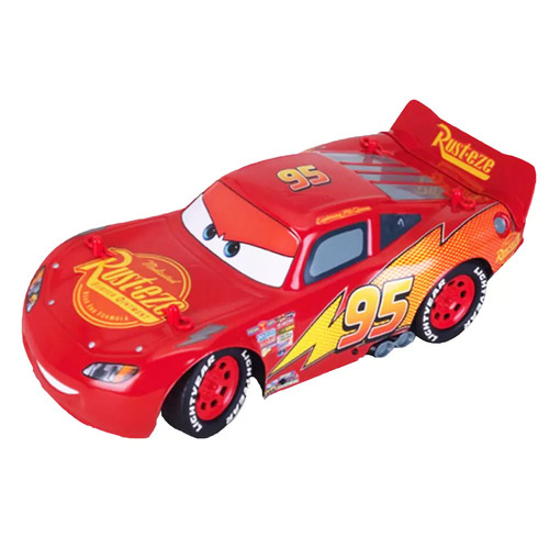 Disney Pixar Cars 3 Remote Control Vehicle - Turbo Charge Lightning McQueen