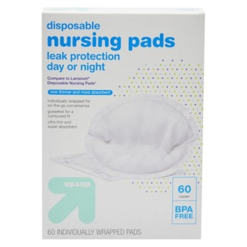 Breast Pads 60 ct