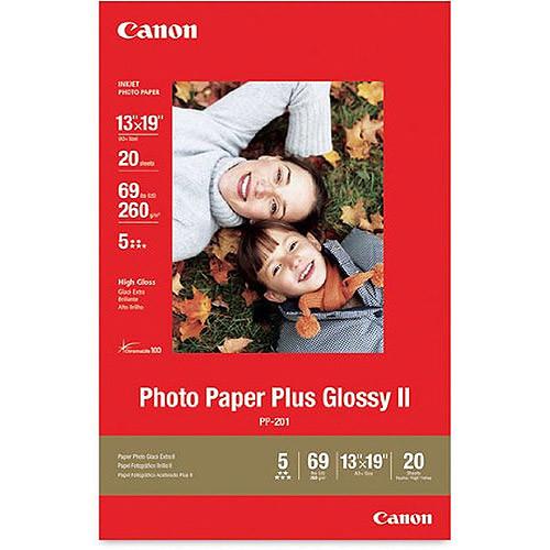 Canon Photo Paper Plus II - 13