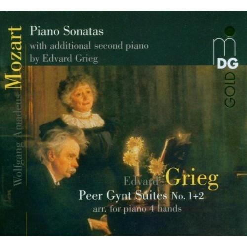 Piano Sonatas K 545 / Peer Gynt Suites Nos 1 & 2
