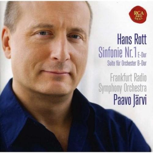 Hans Rott: Symphony No. 1; Suite [CD]