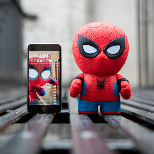 Sphero Spider-Man Interactive App-Enabled Super Hero