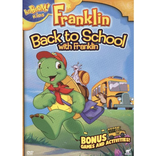 Franklin: Back to School with Franklin [DVD] [2003]