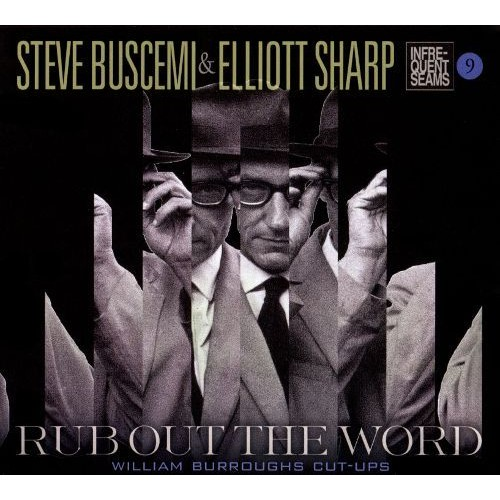Rub Out the Word [CD]